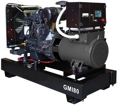 Дизель генератор GMGen GMI80