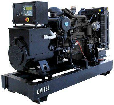 Дизель генератор GMGen GMI165