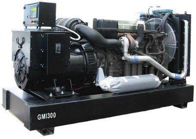 Дизель генератор GMGen GMI300