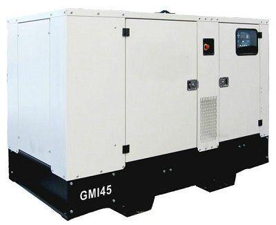 Дизель генератор GMGen GMI45S