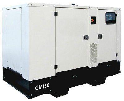 Дизель генератор GMGen GMI50S