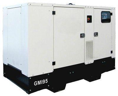 Дизель генератор GMGen GMI95S