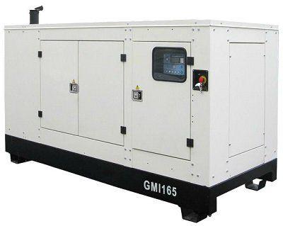 Дизель генератор GMGen GMI165S