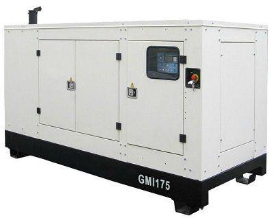 Дизель генератор GMGen GMI175S