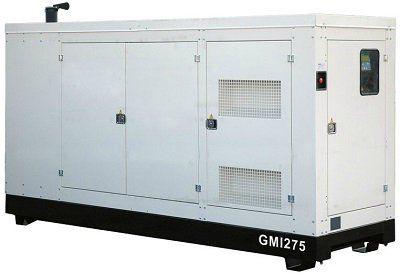 Дизель генератор GMGen GMI275S