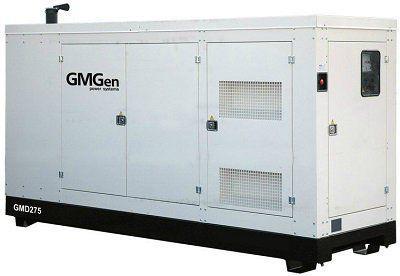 Дизельный генератор GMGen GMD275S