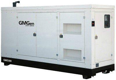 Дизельный генератор GMGen GMD300S
