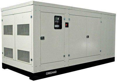 Дизельный генератор GMGen GMD440S
