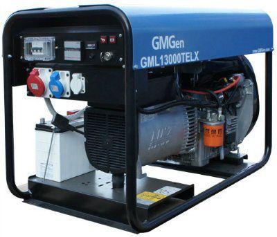 Дизель-генератор GMGen GML13000TELX