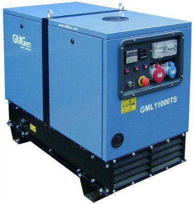 Дизель-генератор GMGen GML11000TS