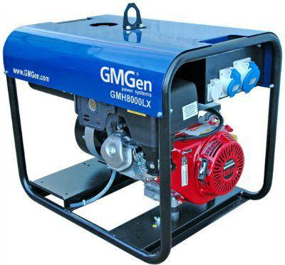 Бензогенератор GMGen GMH8000LX