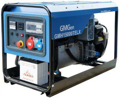 Бензогенератор GMGen GMH15000TELX