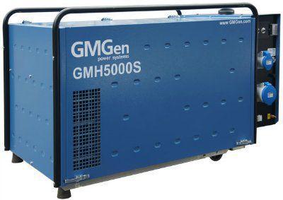 Бензогенератор GMGen GMH5000S