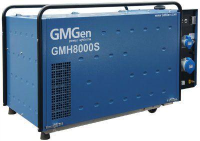 Бензогенератор GMGen GMH8000S