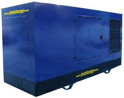 Дизельный генератор Hobberg на двигателе IVECO модель HI 44S