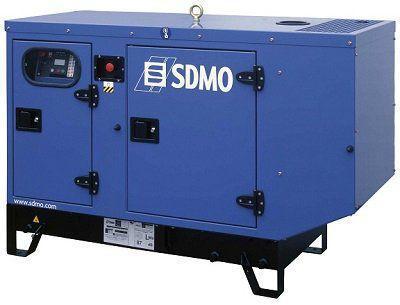 Дизельная электростанция SDMO Pacific T9KM-IV