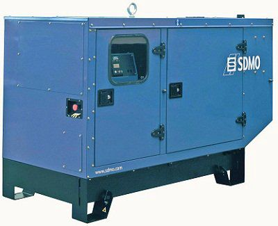 Дизельная электростанция SDMO Pacific T33K-IV