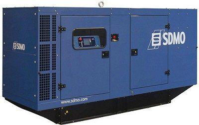 Дизельная электростанция SDMO Montana J200K-IV