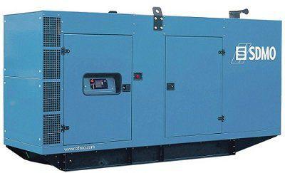 Дизельная электростанция SDMO Oceanic D330-IV