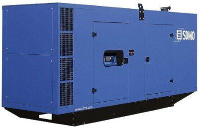Дизельная электростанция SDMO Atlantic V550C2-IV