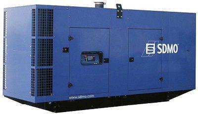Дизельная электростанция SDMO Oceanic D700-IV