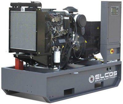 Дизель генератор ELCOS GE.AI.055/050.BF