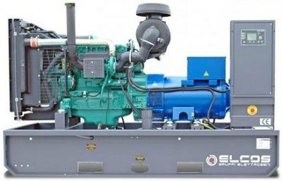 Дизель генератор ELCOS GE.AI.140/130.BF