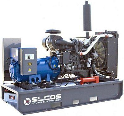 Дизель генератор ELCOS GE.AI.220/200.BF