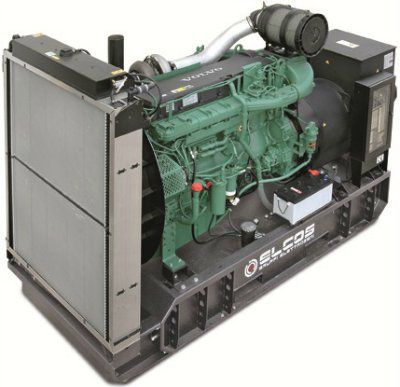 Дизель генератор ELCOS GE.CU.550/500.BF