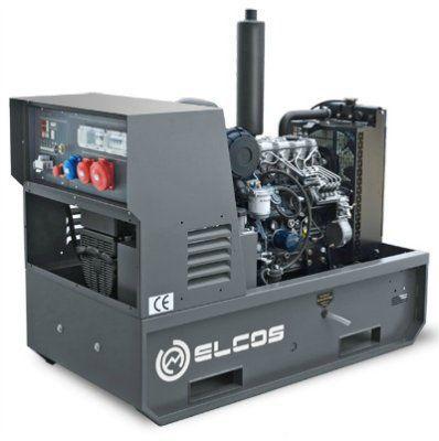 Дизель генератор ELCOS GE.YA.011/010.BF