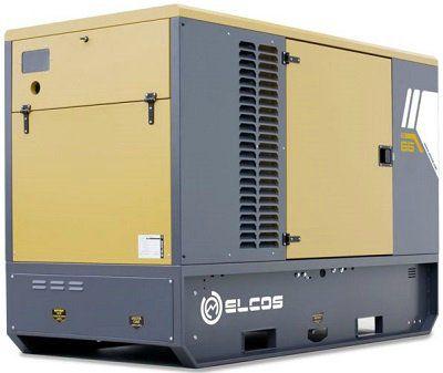 Дизель генератор ELCOS GE.AI.066/060.SS