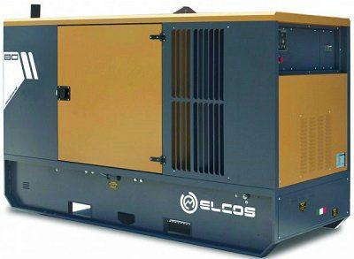 Дизель генератор ELCOS GE.AI.080/075.SS