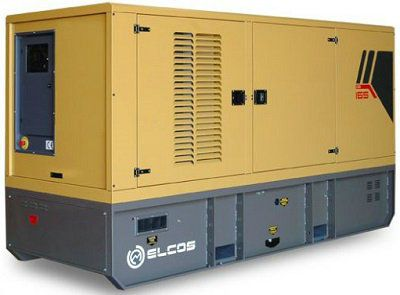 Дизель генератор ELCOS GE.AI.140/130.SS