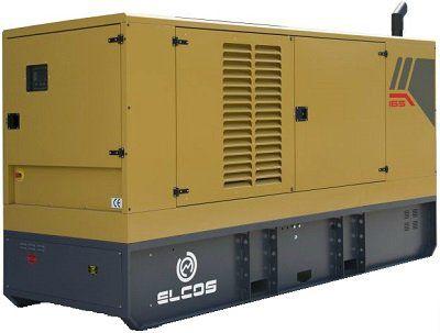 Дизель генератор ELCOS GE.AI.220/200.SS