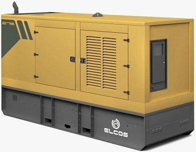 Дизель генератор ELCOS GE.AI.440/400.SS
