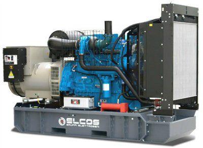 Дизель генератор ELCOS GE.PK.550/500.BF