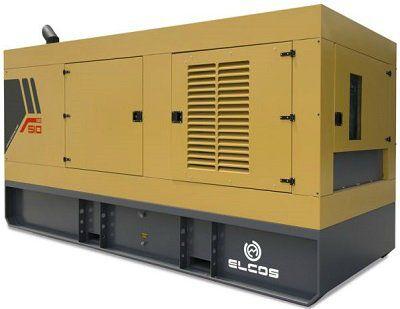Дизель генератор ELCOS GE.PK.715/650.SS