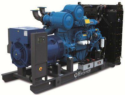 Дизель генератор ELCOS GE.PK.800/730.BF