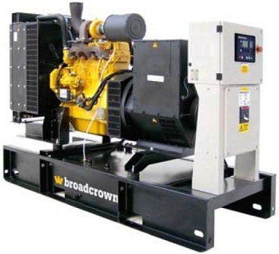 Дизельная электростанция Broadcrown BCJD 110-50 (Англия)