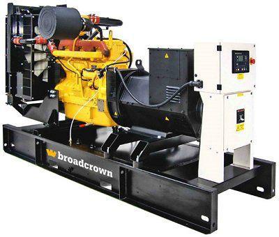 Дизельная электростанция Broadcrown BCJD 220-50 (Англия)