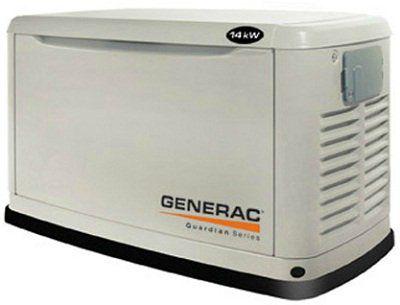Генератор с воздушным охлаждением Generac 14 кВт 5522
