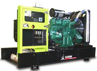 Дизель-генераторная установка PRAMAC GSW560V