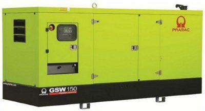 Дизель-генераторная установка PRAMAC GSW220V в кожухе