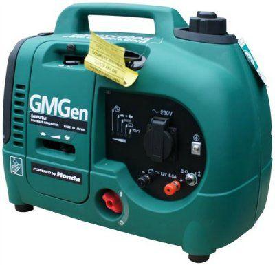 Бензогенератор GMGen GMHX1000S