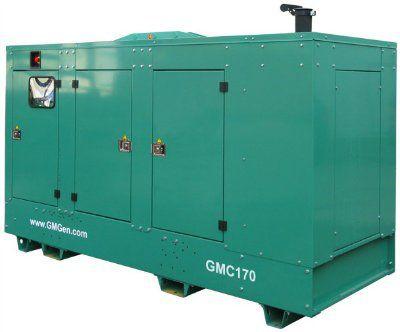 Дизельная электростанция GMGen GMC170S