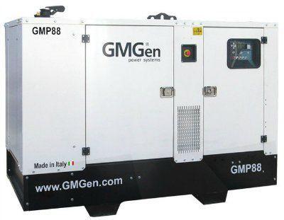 Дизель-генераторная установка GMGen GMP88S