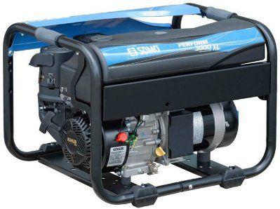 Портативная электростанция SDMO PERFORM 3000 XL