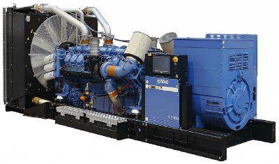 Дизельная электростанция SDMO EXEL X1400C