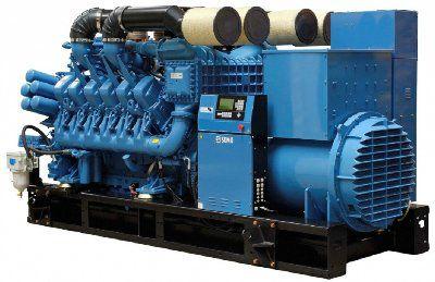 Дизельная электростанция SDMO EXEL X1540