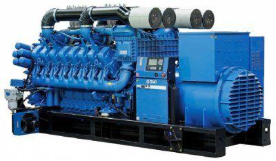 Дизельная электростанция SDMO EXEL X2500